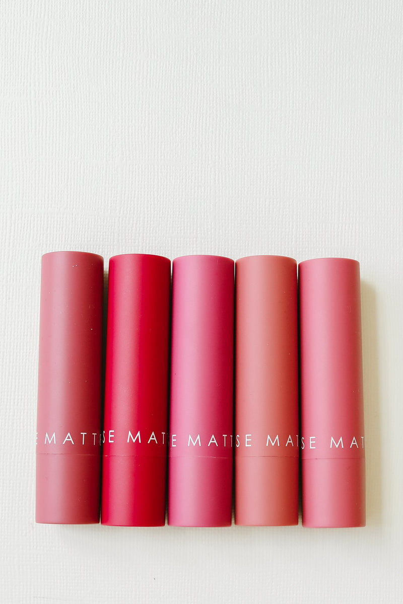 Pucker Up Matte Mousse Lipstick Set