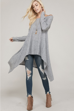 Fly Me Away Knit Tunic