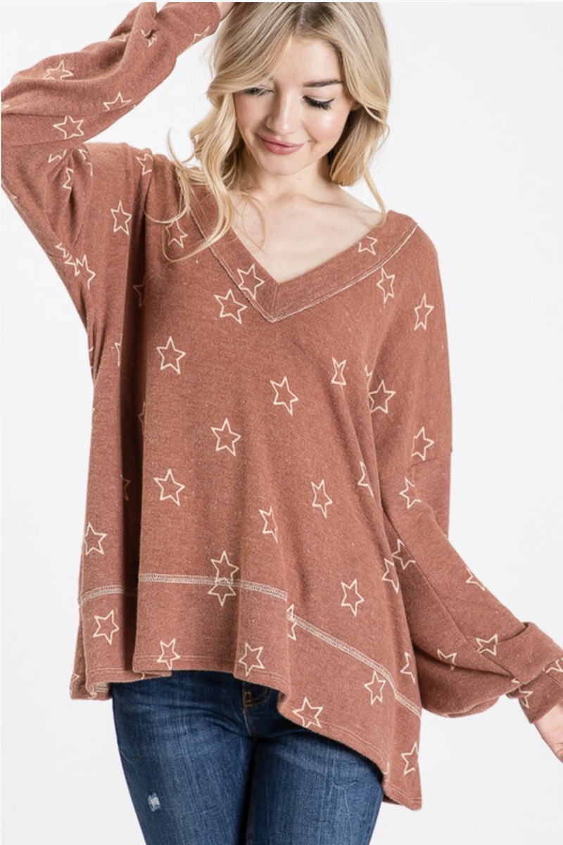 Once Upon a Dream Bronze Sweater