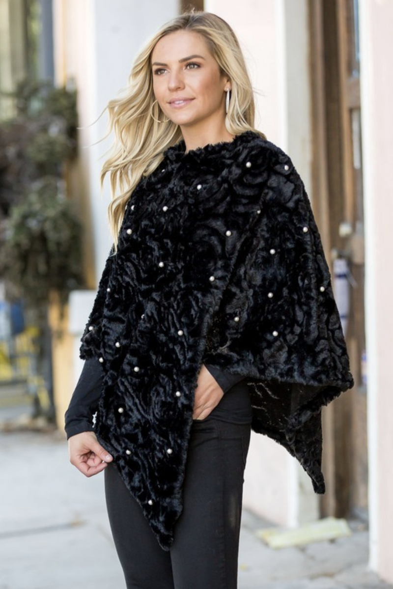 Timeless Beauty Poncho