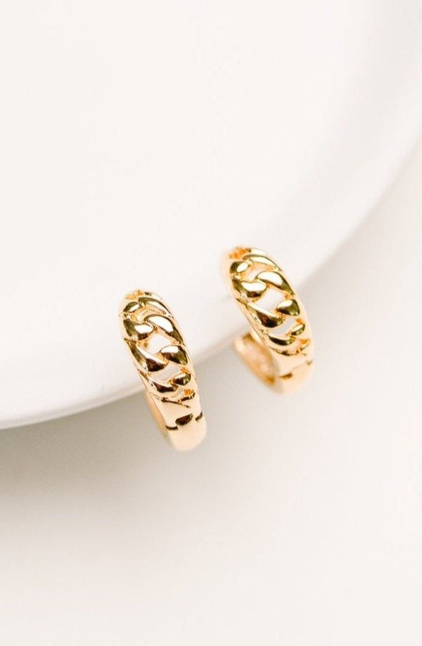 Tiny & Trendy Hoops