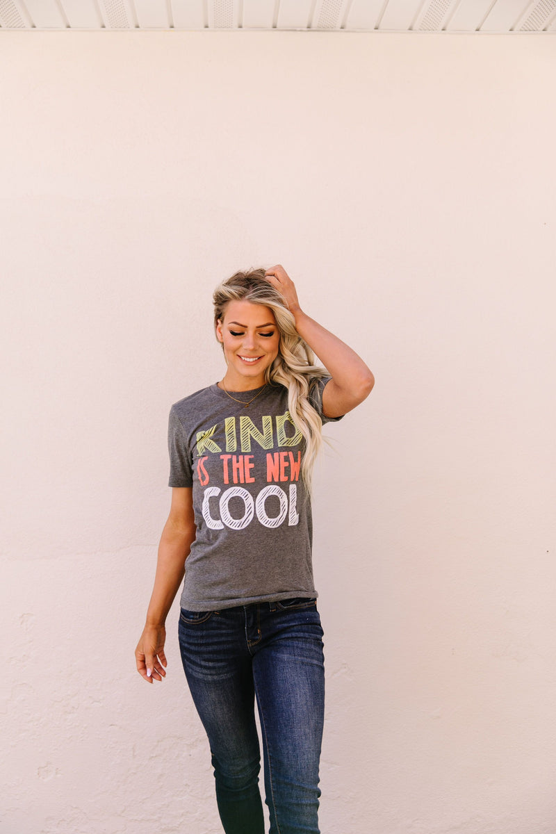 Kind Is Cool Graphic Tee