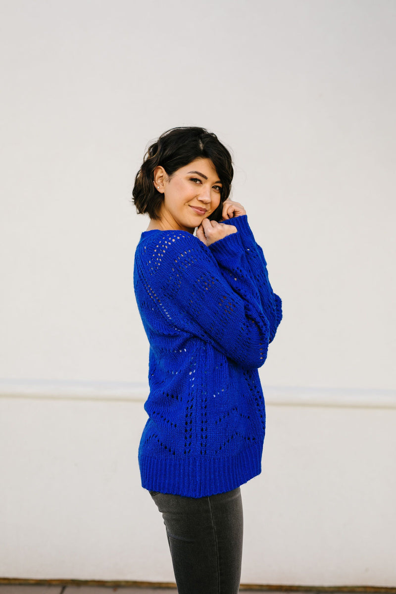 Royal Treatment Cardigan