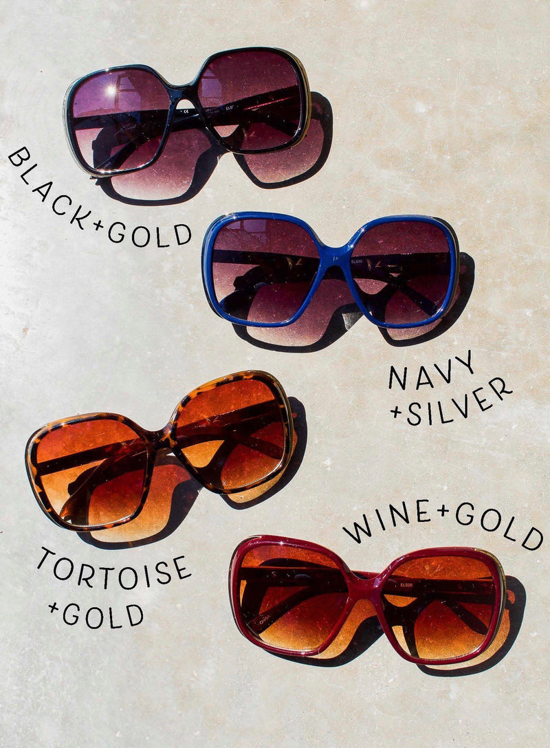 Starlet Oversized Sunglasses
