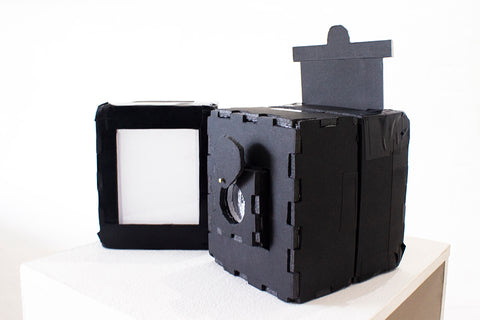 DIY Camera Construction Workshop [Large Format] with Jessica Schwientek - August 24