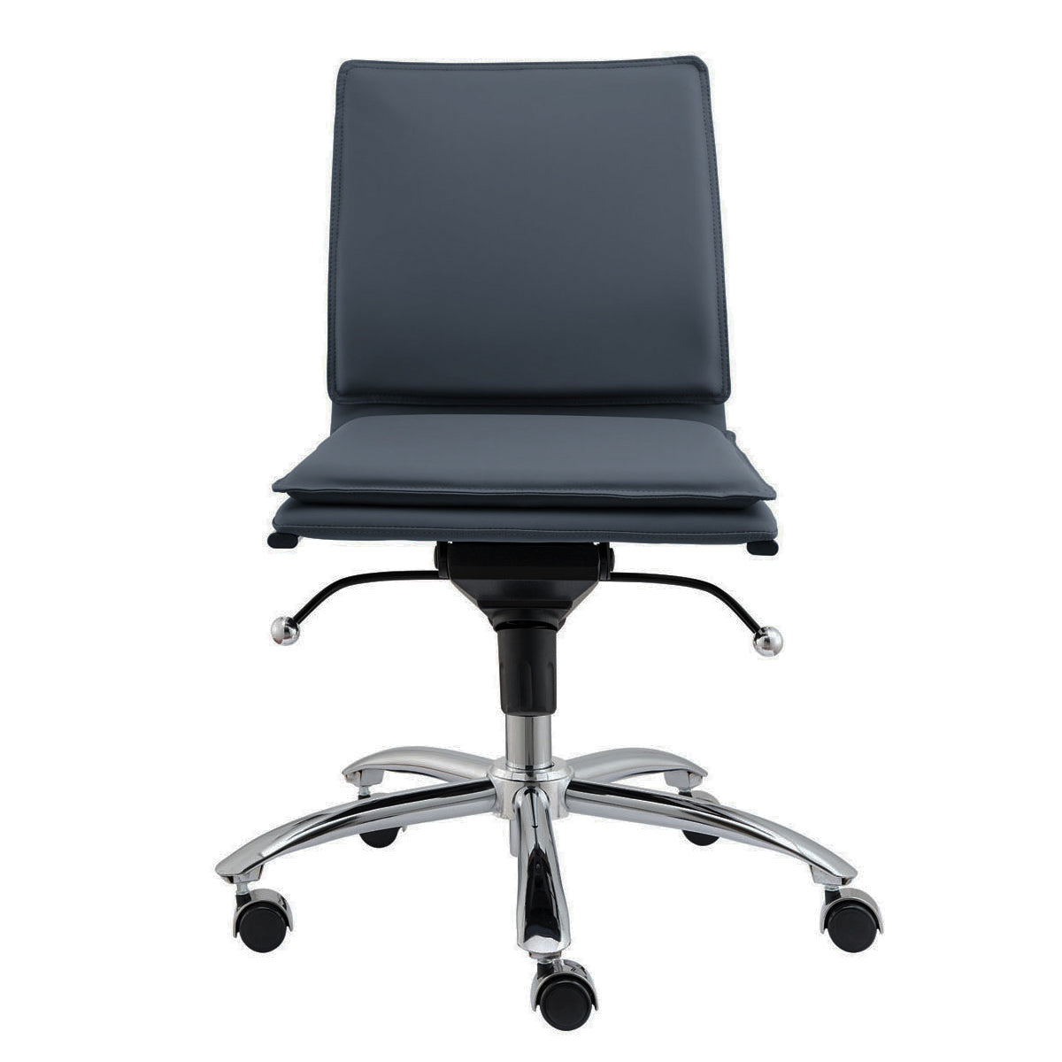 Gunar Pro Armless Office Chair