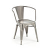 DesignLabMN-Dreux Steel Stackable Dining Chair (Set of 4)-MODTEMPO-MODTEMPO