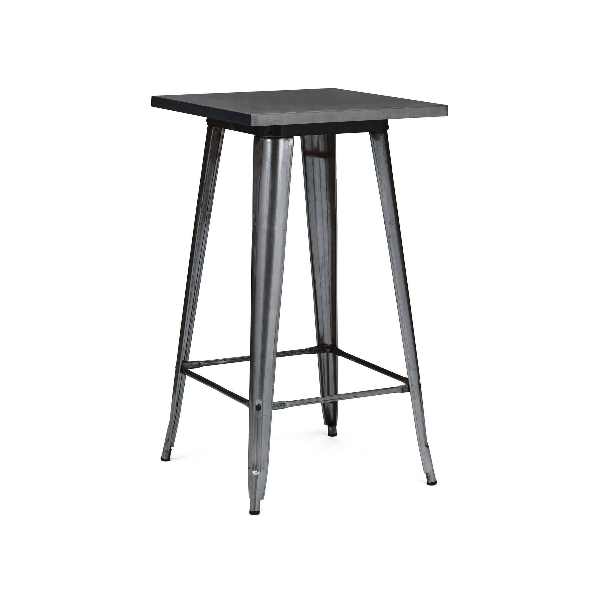 -Dreux Steel Bar Table--MODTEMPO
