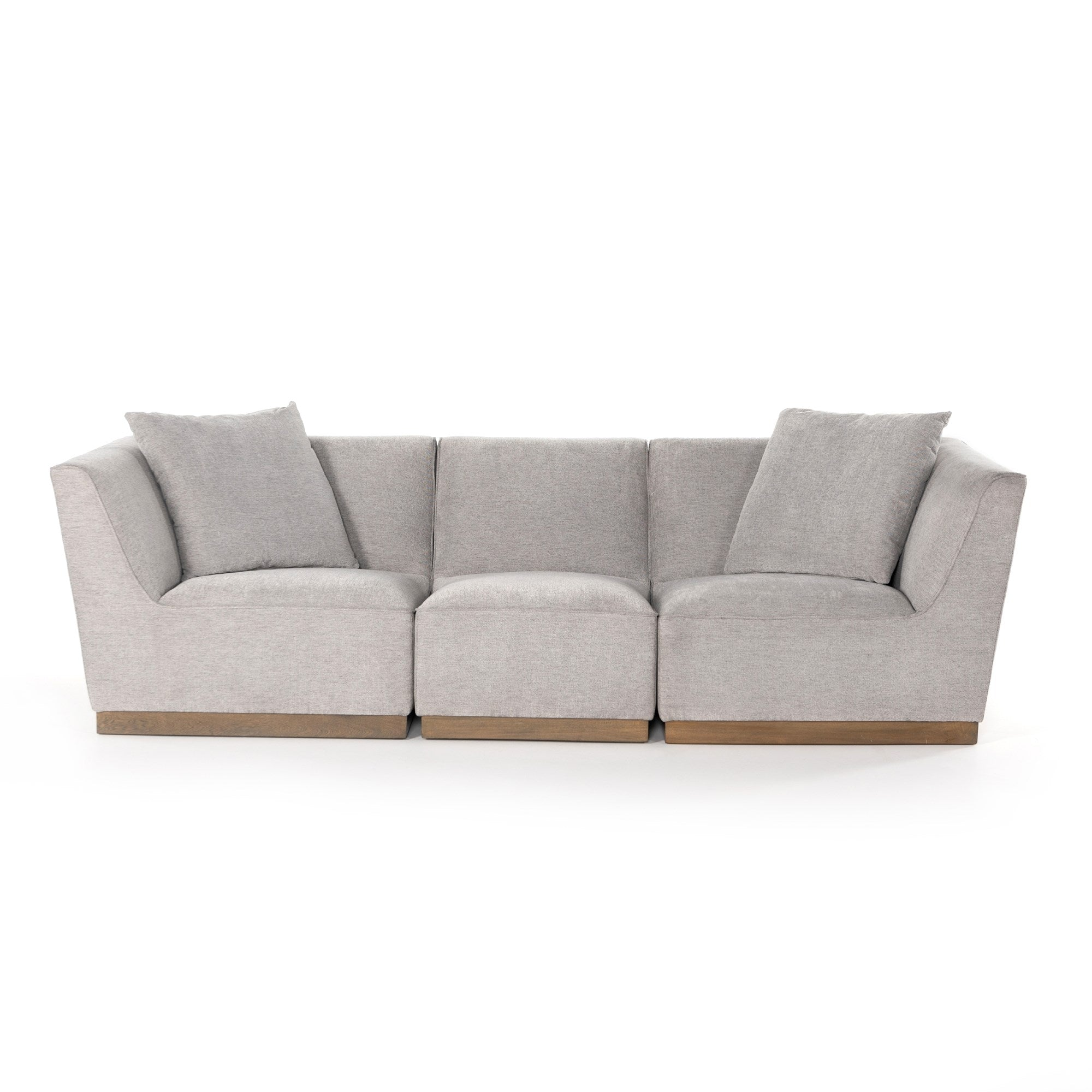 Gentry 3 Piece Sectional