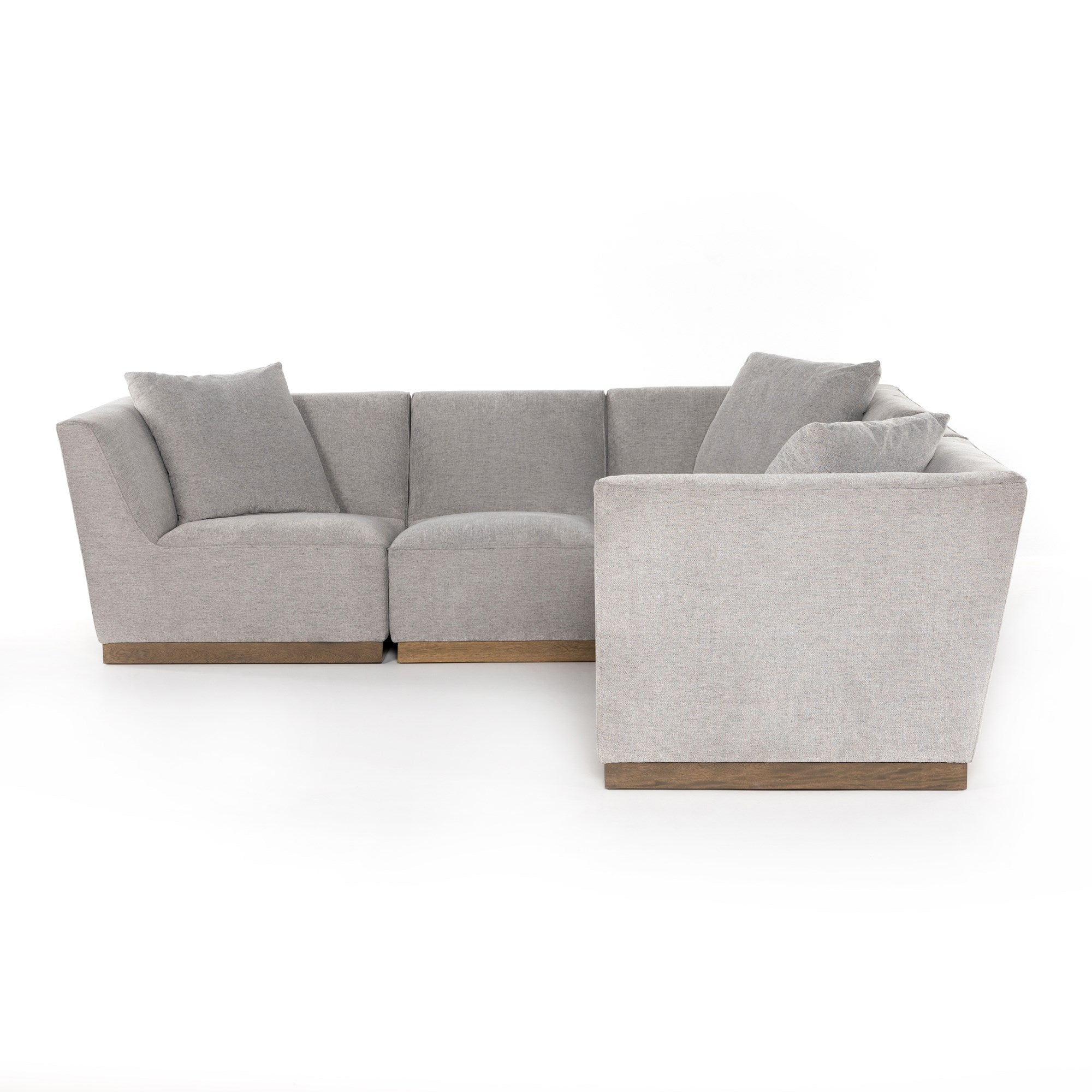 Gentry 5 Piece Sectional