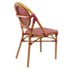 DesignLabMN-Le Marais Bamboo Stackable Side Chair-MODTEMPO-MODTEMPO