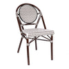 -Le Marais Bamboo Stackable Side Chair--MODTEMPO