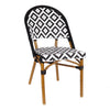 DesignLabMN-de La Paix Bamboo Stackable Side Chair-MODTEMPO-MODTEMPO