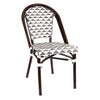 -Versailles Bamboo Stackable Side Chair--MODTEMPO