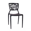 Vocci Modern Stackable Side Chair (Set of 4)