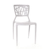DesignLabMN-Vocci Modern Stackable Side Chair (Set of 4)-Dining Chairs-MODTEMPO