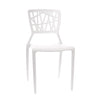 -Vocci Modern Stackable Side Chair (Set of 4)--MODTEMPO