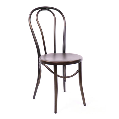 DesignLabMN-Thonet Style Steel Side Chair (Set of 2)-Dining Chairs-MODTEMPO