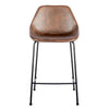 Nouveau Select-Corrine Counter Stool (Set of 2)-Counter Stools-MODTEMPO