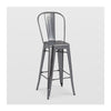 Dreux Steel High Back Barstool 30 Inch (Set of 4)