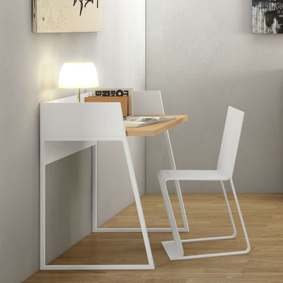 Tema Home-Volga Desk 165064-VOLGA-Office Desk-MODTEMPO
