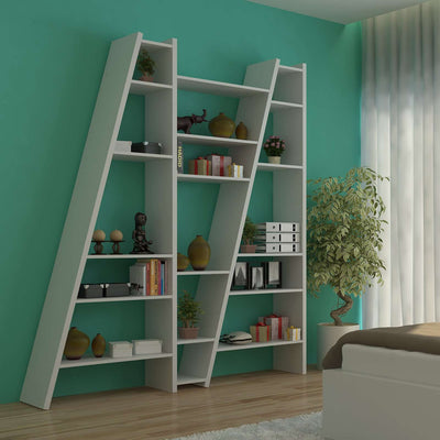 Tema Home-Delta Composition New 2010-003    093999-DELTA3-Bookcase-MODTEMPO