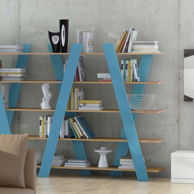 Tema Home-Wind Shelving Unit 138022-WIND-Shelf-MODTEMPO