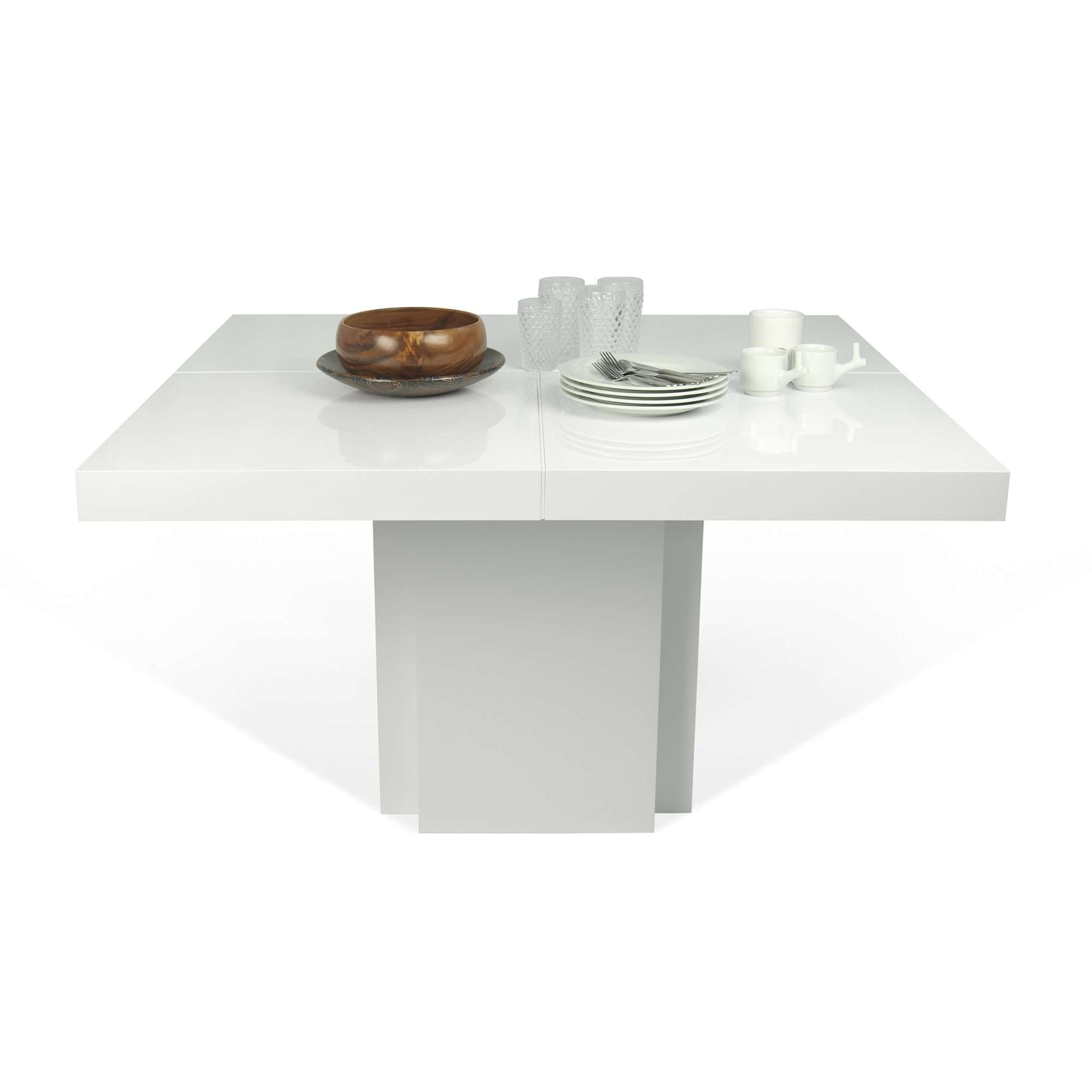 "Tema Home-Dusk 51"" Dining Table 055040-DUSK51-Dining Table-MODTEMPO"