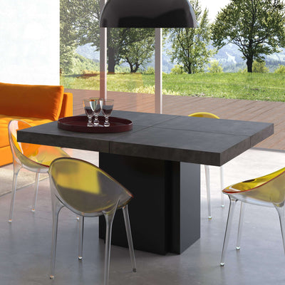 "Tema Home-Dusk 59"" Dining Table 055040-DUSK59-Dining Table-MODTEMPO"