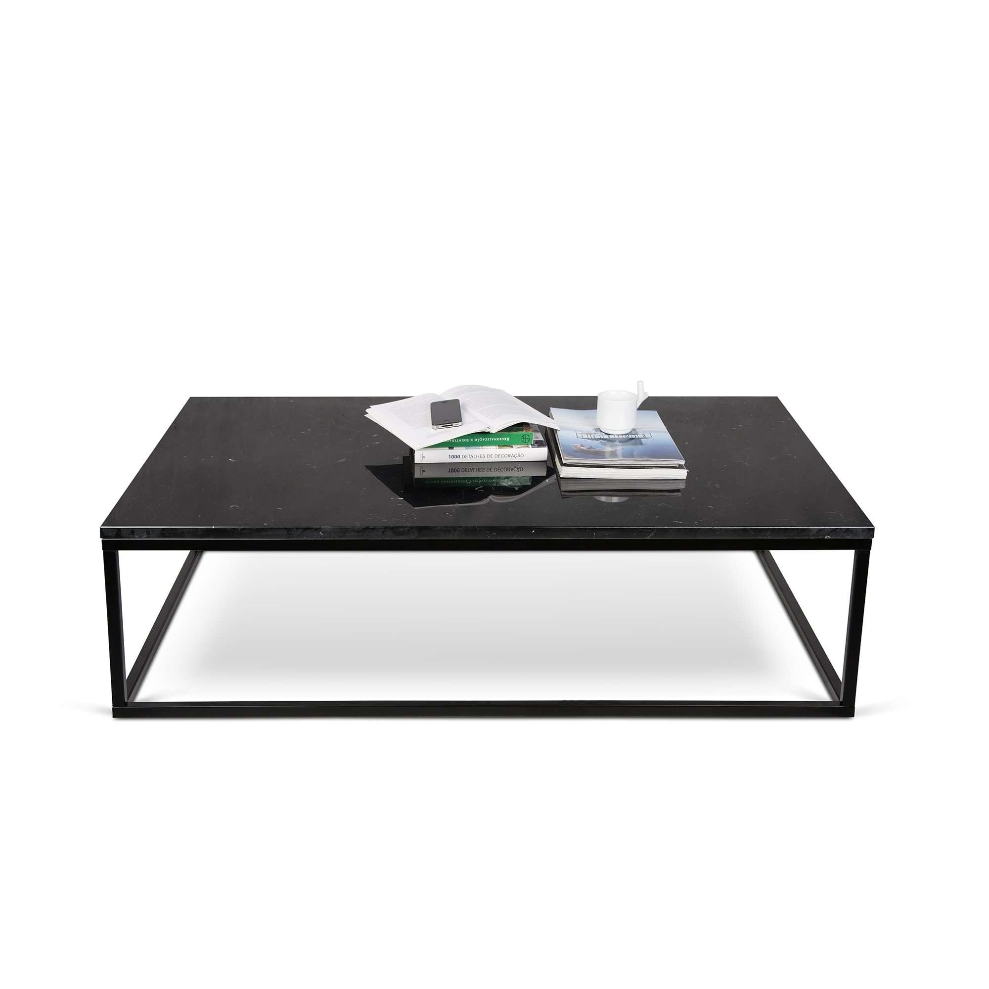 Tema Home-Prairie 47X30 Marble Coffee Table 059042-PRAIRIE47MAR-Coffee Table-MODTEMPO