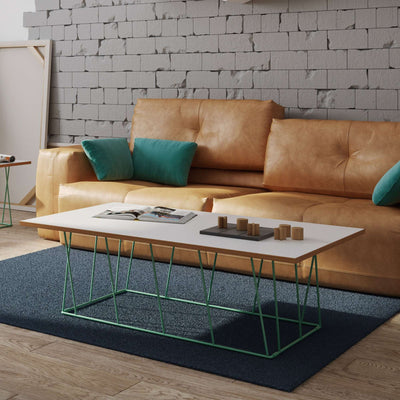Tema Home-Helix 47x30 Coffee Table  189042-HELIX47-Coffee Table-MODTEMPO