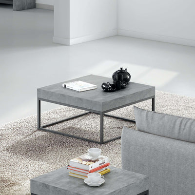 Tema Home-Petra 30X30 Coffee Table 145042-PETRA30-Coffee Table-MODTEMPO