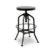 Toledo Adjustable Steel Barstool 25 - 29 Inch