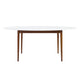 Mannie Oval Dining Table