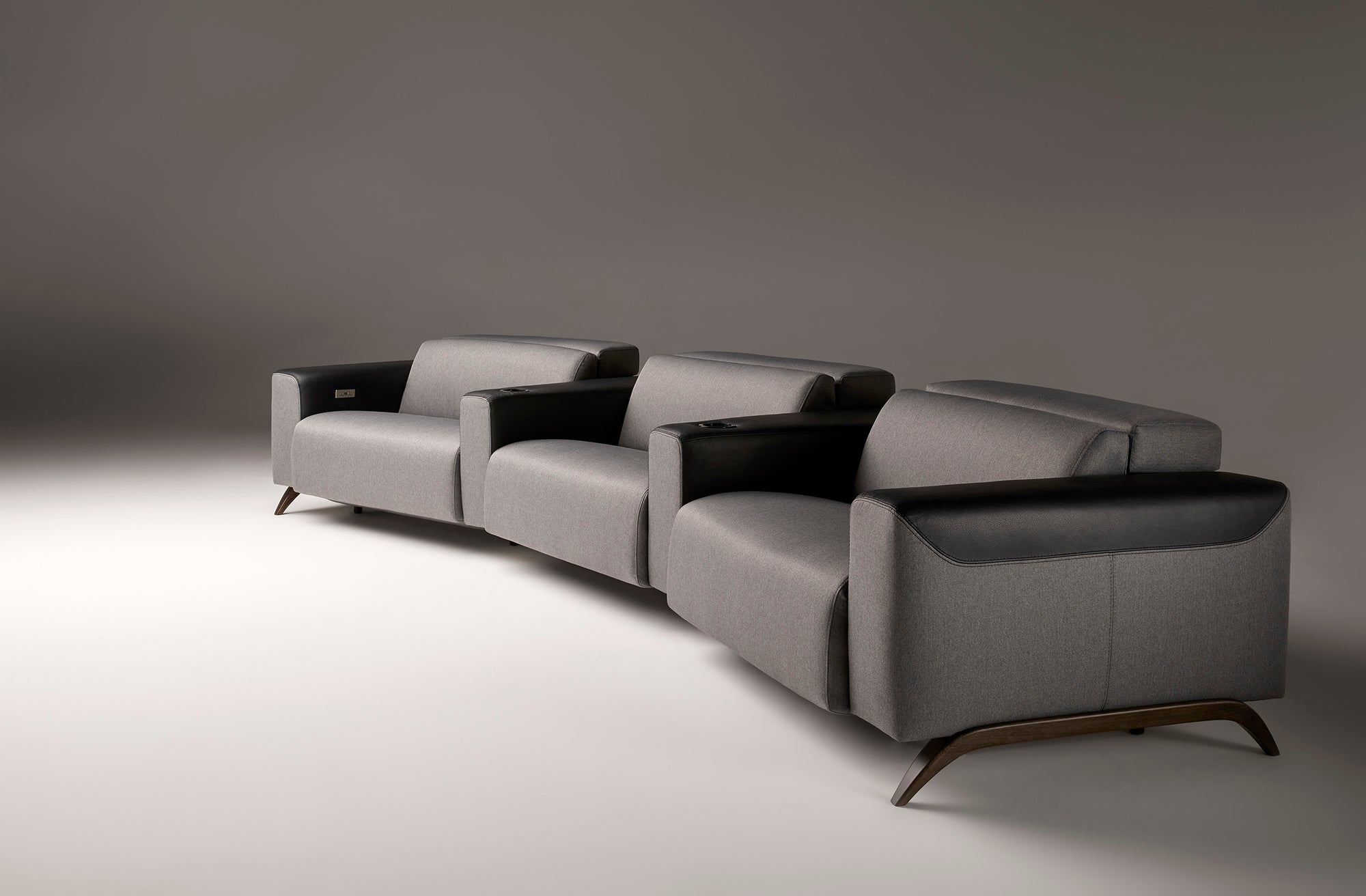 Atlanta Curved Sofa
