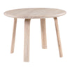 MOES-Malibu Round Oak Dining Table-Dining Tables-MODTEMPO