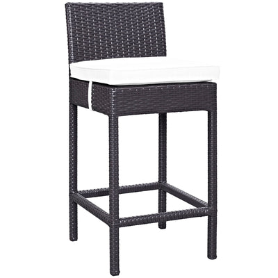 Convene Outdoor Patio Fabric Bar Stool EEI-1006