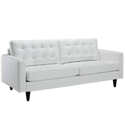 Empress Bonded Leather Sofa EEI-1010