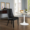 Noblesse Dining Vinyl Side Chair EEI-1039