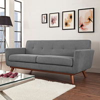 Engage Upholstered Loveseat EEI-1179