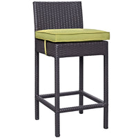 Lift Bar Stool Outdoor Patio Set of 2 EEI-1281