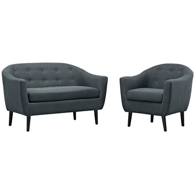 Wit 2 Piece Living Room Set EEI-1770