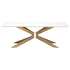 Star International Furniture-Industry Rectangle Dining Table-Dining Tables-MODTEMPO
