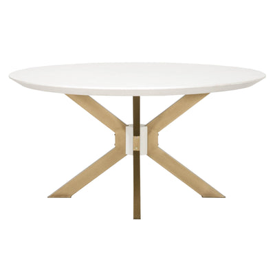 Star International Furniture-Industry Round Dining Table-Dining Tables-MODTEMPO