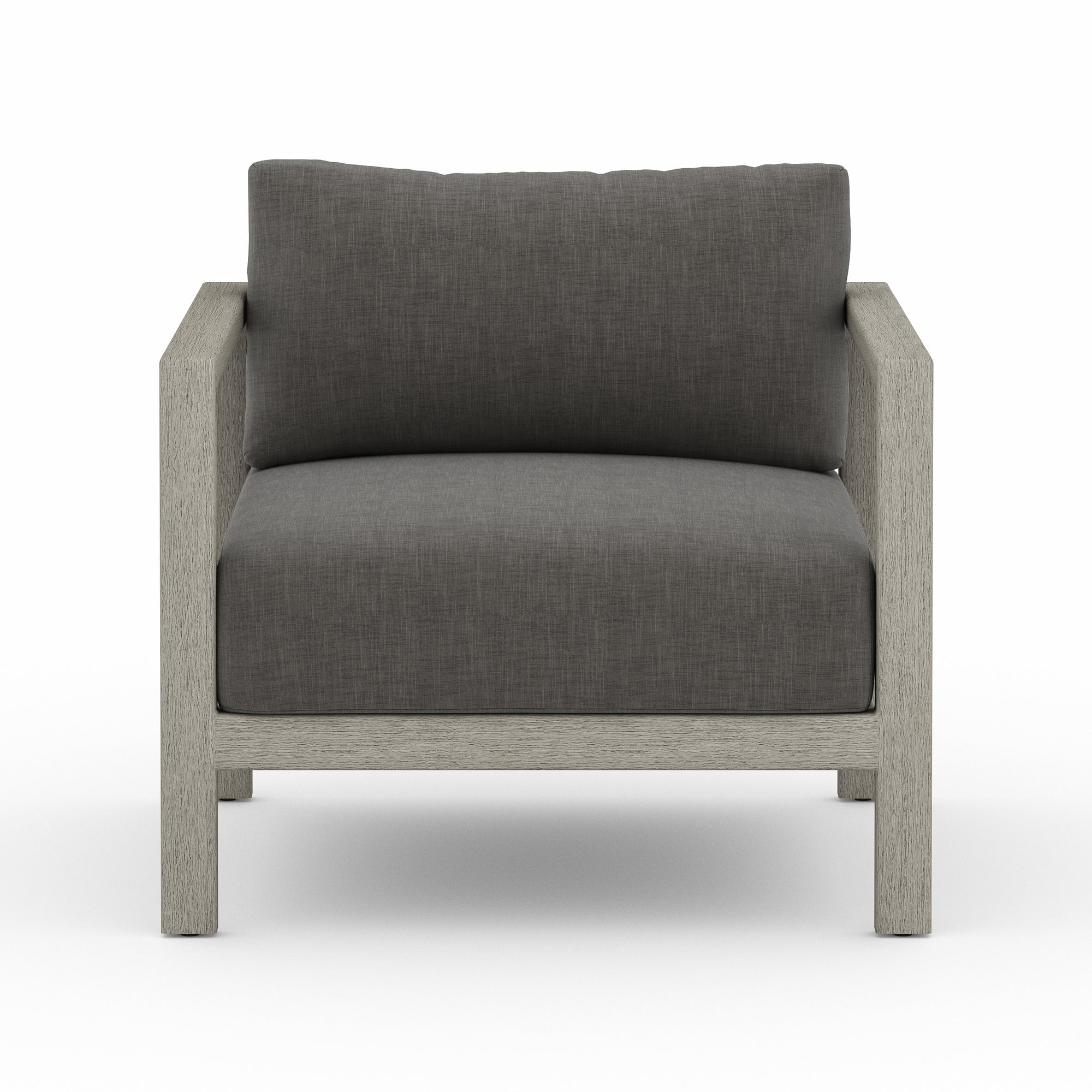 Sonoma Grey Teak Outdoor Chair