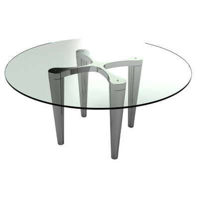 Bellini-Lara Round Dining Table-Dining Tables-MODTEMPO