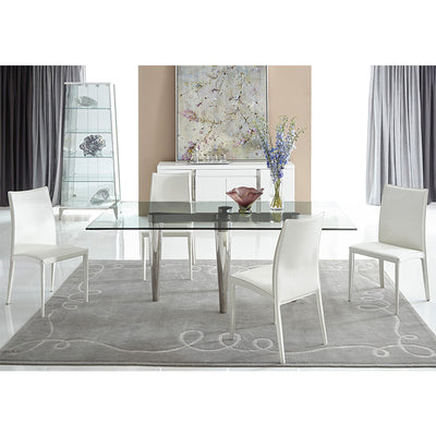 Bellini-Lara Rectangular Dining Table-Dining Tables-MODTEMPO