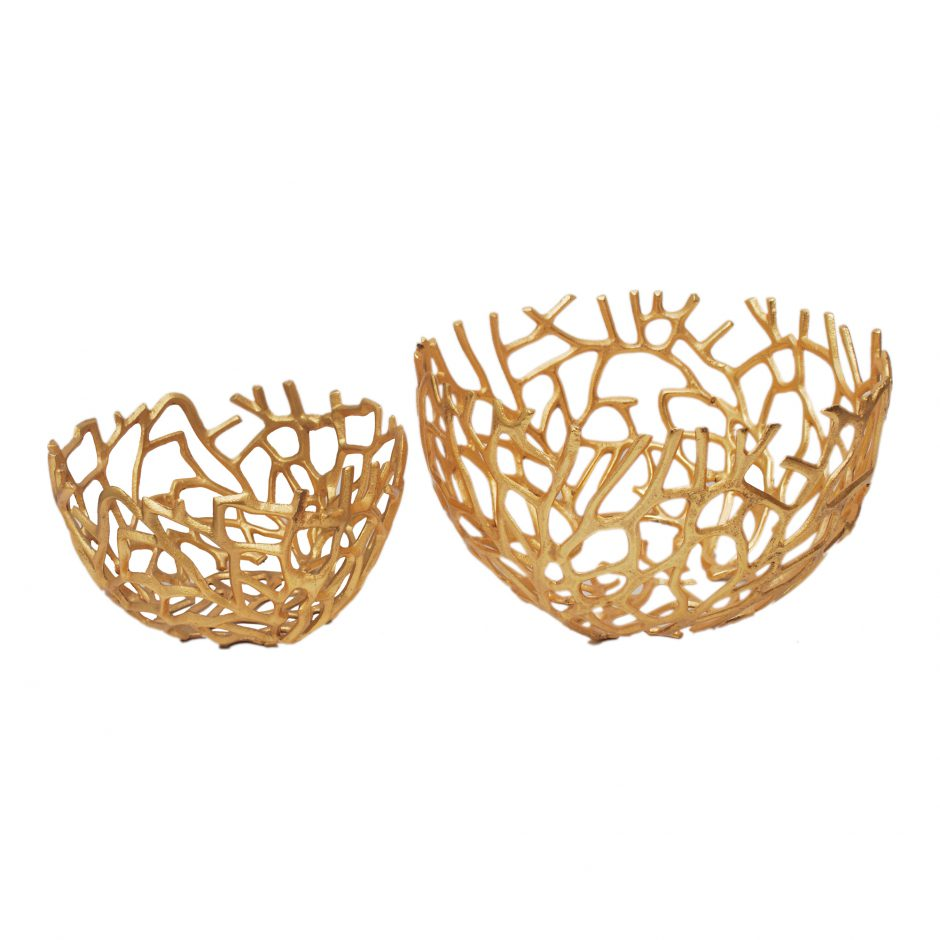 MOES-NEST BOWLS SET OF TWO-Decorative Objects-MODTEMPO