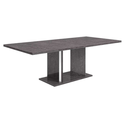 Star International Furniture-Noble Extension Dining Table-Dining Table-MODTEMPO