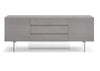 Whiteline Modern Living-Roxana Buffet-Sideboards & Buffets-MODTEMPO
